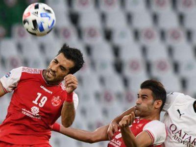 لیگ قهرمانان آسیا صعود پرسپولیس با غلبه بر السد