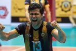مهدوی: مقابل تیم والیبال سایپا مستحق پیروزی بودیم
