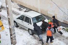 یخبندان در 27 استان / تا پایان هفته سرما در کشور میماند