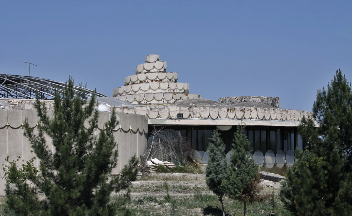 تصاویر دیده نشده از کاخ مروارید/ کاخ شمس تا دهه ۷۰ سالم بود