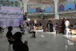 مصلی سلمان فارسی دومین مرکز واکسیناسیون عمومی اندیشه