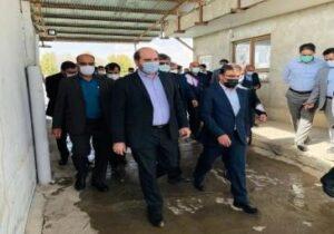 اولین سفر کاری استاندار تهران به شهریار با محوریت رفع مشکلات واحدهای تولیدی