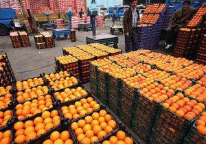 تامین میوه استان تهران برای تنظیم بازار شب عید