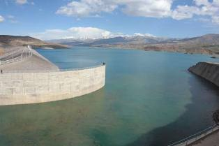 سهم کرج از آب سد طالقان به 25 درصد می رسد