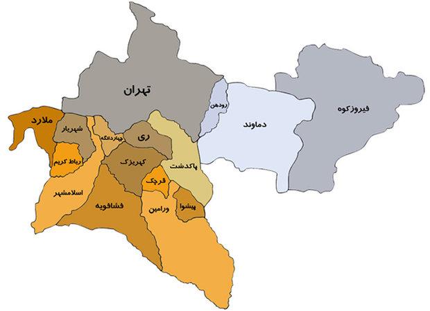 شهریار، دومین شهرستان استان تهران در رشد جمعیتی