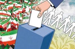 اسامى نامزدهای انتخابات شوراهای اسلامى شهرستان شهریار