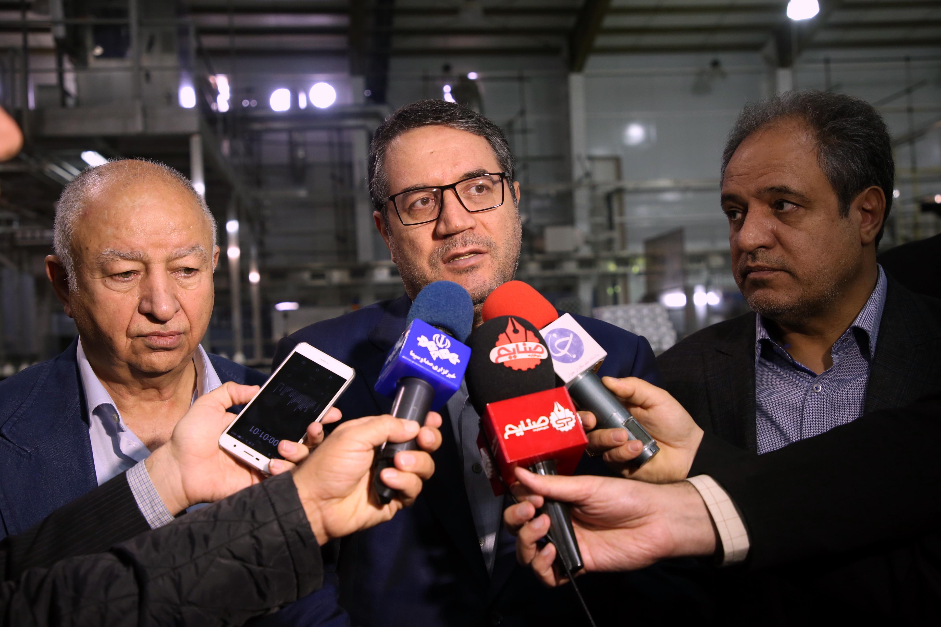 خودکفایی کشور در صنایع لبنی با راه اندازی نخستین پالایشگاه شیر در شهرستان شهریار