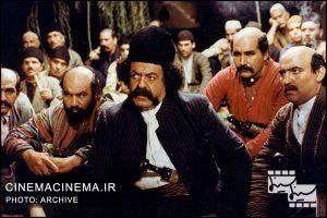 محمدعلی کشاورز از قاب سینما / گزارش تصویری