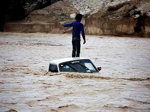 هفت استان درگیر سیل/ ۷ کشته و ۲ مفقود تا صبح امروز