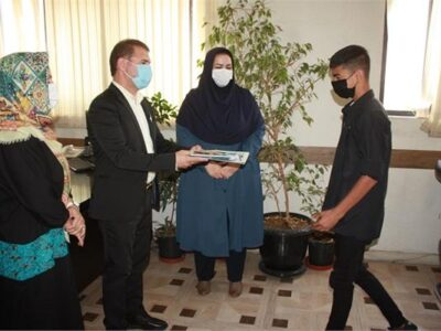 تقدیر ازبرگزیدگان مسابقه پویش عکس نوشته در شهرستان شهریار