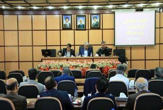 جلسه هماهنگی مراسم گرامیداشت سوم خرداد در شهریار برگزار شد
