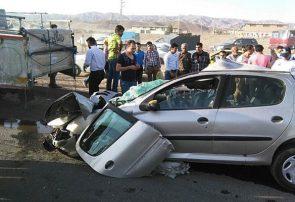 تصادف ۲ خودرو پژو در اسلامشهر ۵ مصدوم بر جای گذاشت