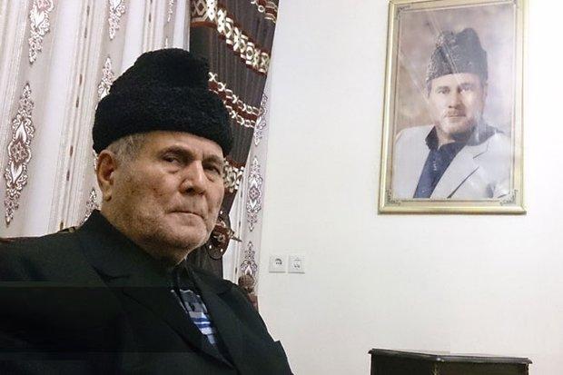 سلیم مؤذنزاده اردبیلی سلطان المداحین درگذشت