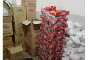 توزیع بسته های حمایتی ویژه معلولین و جامعه هدف بهزیستی در شهرستان ملارد