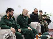 اطلاعات سپاه در یک قدمی عاملان شهادت شهید امنیت است