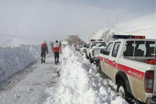 انجام ۱۵ عملیات امدادی توسط هلال احمر البرز/اسکان ۱۵۰ نفر