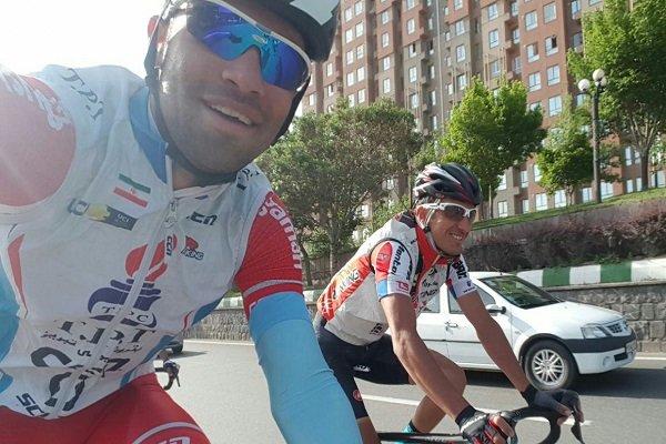 گنج خانلو قهرمان مرحله سوم تور دوچرخهسواری ترکیه شد