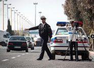 جریمه ۴۴۰ خودرو متخلف در مبادی ورودی و خروجی استان تهران
