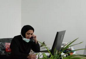 ارزیابی روانی و اجتماعی ۷۱۷ نفر ازافراد مشکوک به کویید-۱۹ در بهزیستی ملارد