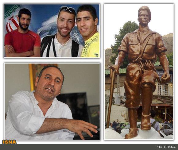 فراخوان حمید فرخنژاد برای یادبود سه کوهنورد مفقود شده