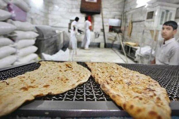 ۹۴۰ نانوایی متخلف به تعزیرات معرفی شدند