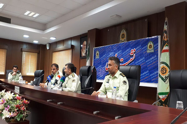 کشف ۶ تن انواع موادمخدر طی ۳ماهه نخست سال جاری درغرب استان تهران