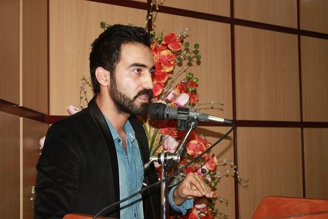 افتخاری دیگر برای کارگردان هنرهای نمایشی شهرستان شهریار