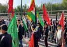 پیادهروی جاماندگان اربعین در استان البرز برگزار شد