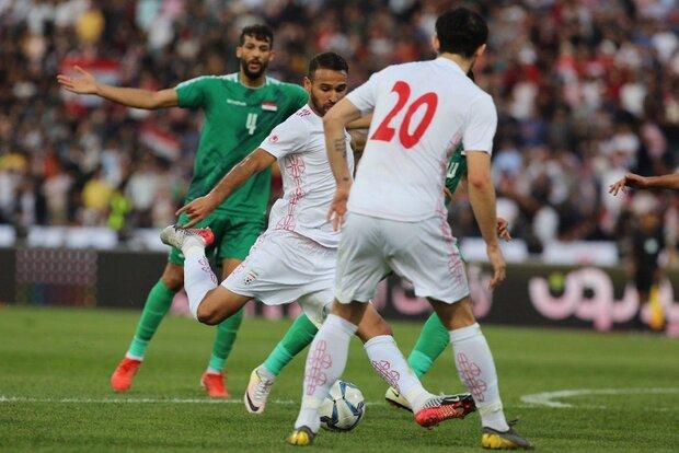 دومین شکست تیم ملی ایران رقم خورد/ باخت به عراق در ثانیههای آخر