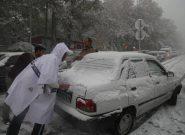 تردد در بلوارهای شهید آبشناسان و شهید ستاری متوقف شده است