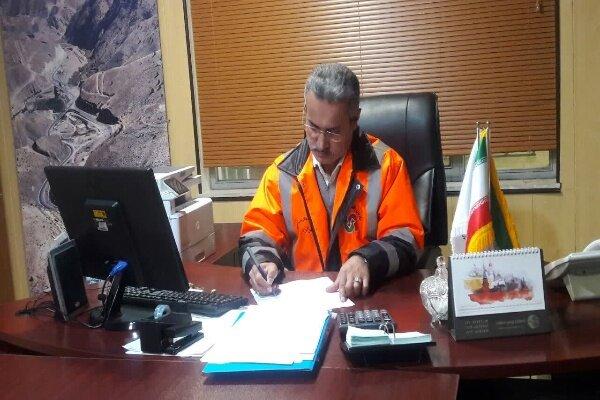 ذخیره ۳۲هزار تُن شن و نمک جهت استفاده در مناطق برف گیراستان تهران