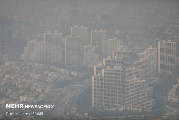 تکلیف تعطیلی تهران قبل از ظهر شنبه تعیین میشود/ تداوم آلودگی هوا