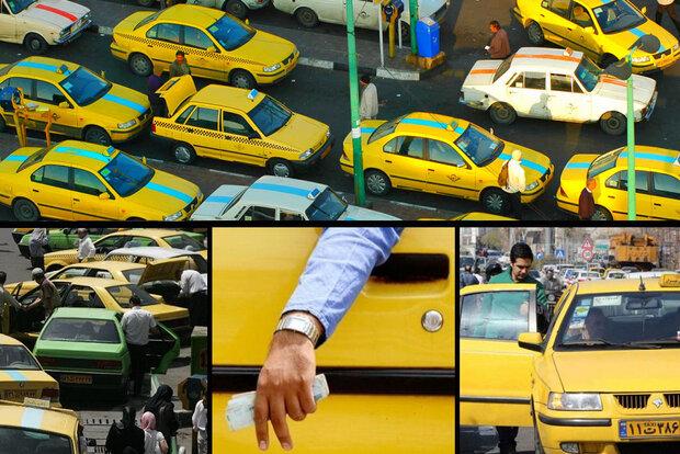 «رانندگان ناراضی» «مسافران نگران» «نظارتها بیسرانجام»