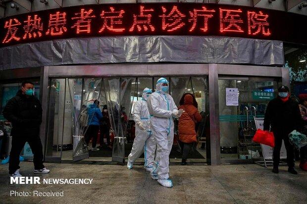 چین یک شهر جدید را قرنطینه کرد