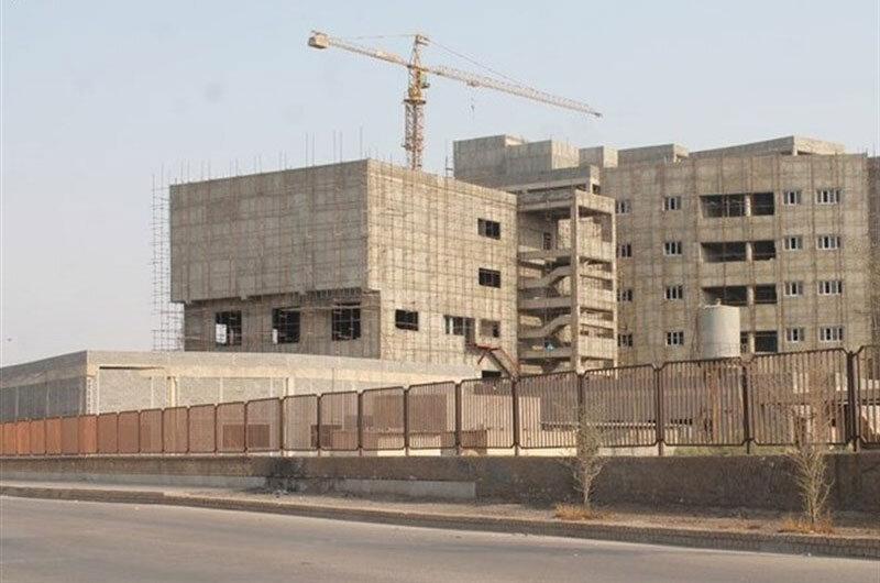 بلاتکلیفی ساخت بیمارستان ملارد ۶ساله می شود