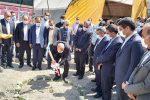 عملیات احداث ۶ فضای آموزشی در شهریار آغاز شد