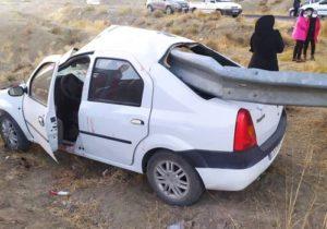 کاهش ۴۰ درصدی تصادفات جرحی در غرب استان تهران طی شش ماه گذشته