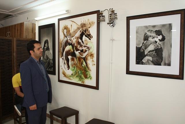 افتتاح آموزشگاه کاغذ کاهی درفازیک اندیشه شهریار