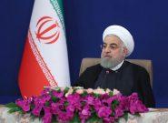 روحانی: در حال عبور از پیک کرونا هستیم