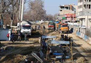 تملک۳۱۰میلیاردریالی املاک مسیر پروژه تقاطع غیرهمسطح «جهاد» شهریار