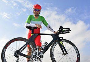 شکایت کاپیتان تیم ملی دوچرخهسواری در پی اعلام محرومیت چهار ساله