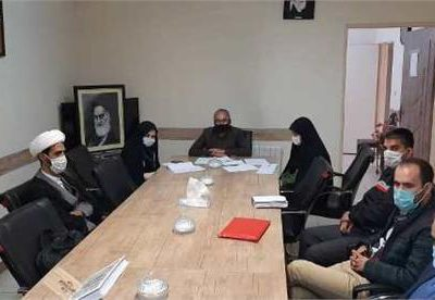 جلسه کمیته فرهنگی برنامه های گرامیداشت هفته بسیج در شهرستان ملارد برگزار شد