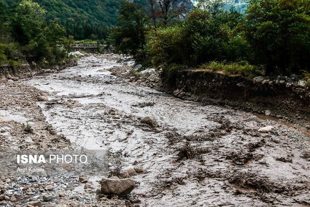 هشدار وقوع سیلاب در تهران
