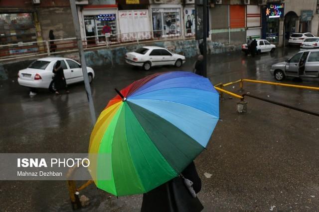 کاهش ۴۱ میلیمتری بارشها در ۴۰ سال اخیر