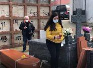 با شیوع کرونا در اسپانیا خاکسپاری هم آنلاین شد