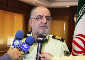 اهداف تعیین شده برای ارتقای امنیت در غرب استان تهران اجرا شده است