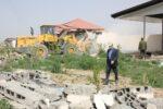 تخریب ۵۰ ویلای لوکس در شهریار