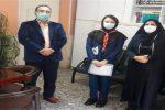 تقدیر از دانشآموز شهریاری برگزیده در جشنواره شاد