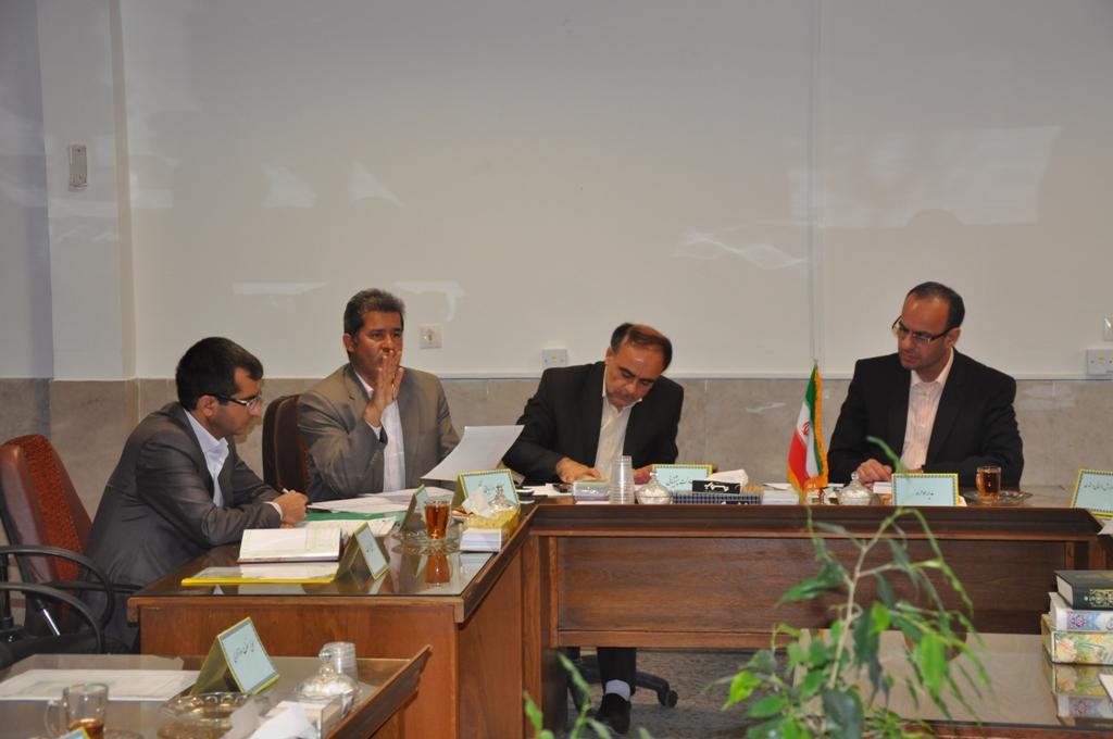 جلسه کمیته بررسی عملکرد مدیران مدارس شهریار برگزار شد