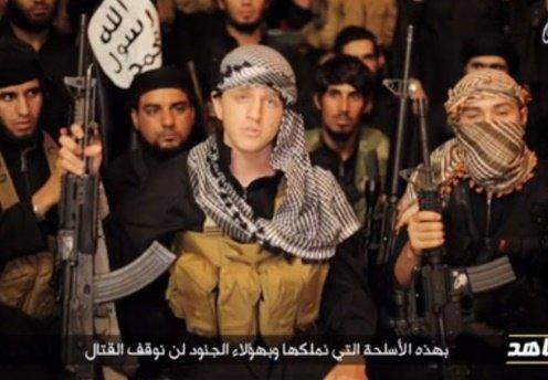 یک نوجوان 17 ساله سخنگوی جدید داعش شد